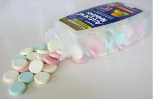 Antiácido: acidez estómago