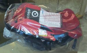 Embalado con plástico Concord Air 2013