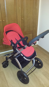Sillita reclinada Ibaby One