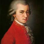La música de Mozart y su baile de piernas
