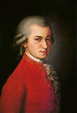 Retrato póstumo de W.A. Mozart