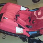 Recibimos la silla grupo 0+ Concord Air de 2013: opinión personal