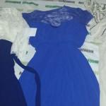 Comprándome vestidos de premamá de fiesta en Asos