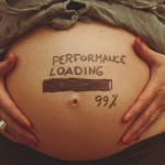 Empezando las clases de educación maternal