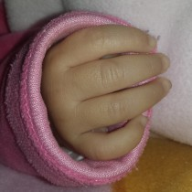 Manita bebé