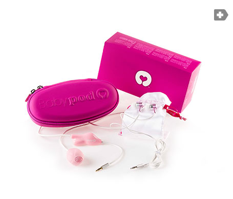 Babypod: música para el feto durante el embarazo