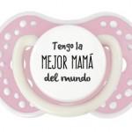 Regalos para el día de la madre (I): Chupetes personalizados