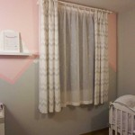 Habemus cortinas en la habitación de mi bebé