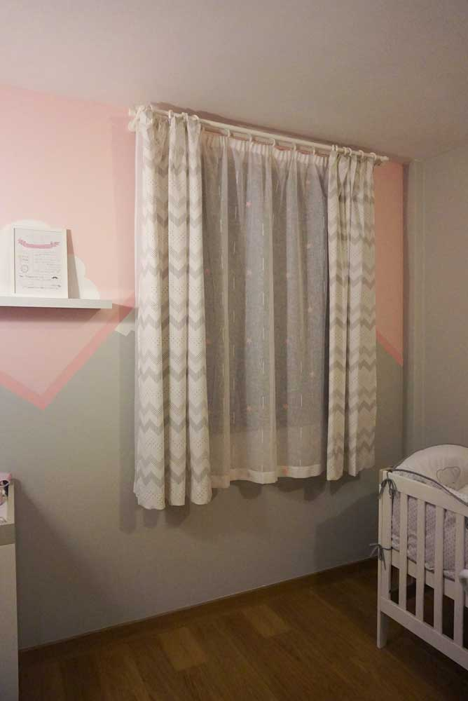 Cortinas en la habitaci n del beb - Cortinas de habitaciones ...