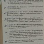 Declaración universal de los derechos de la infancia
