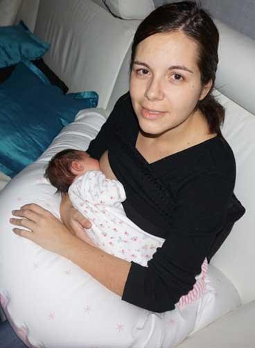 Cansancio y lactancia materna