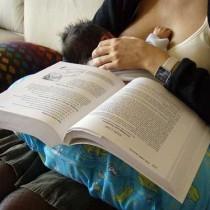 La lactancia permite leer