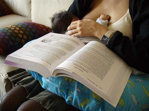 Lactancia y lectura