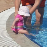 El verano con un bebé demandante