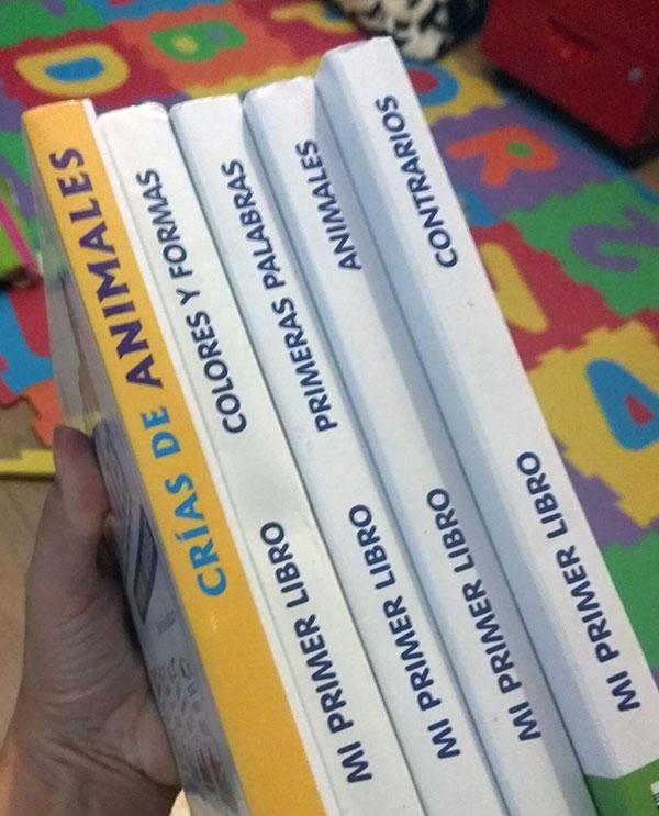 Colección mi primer libro