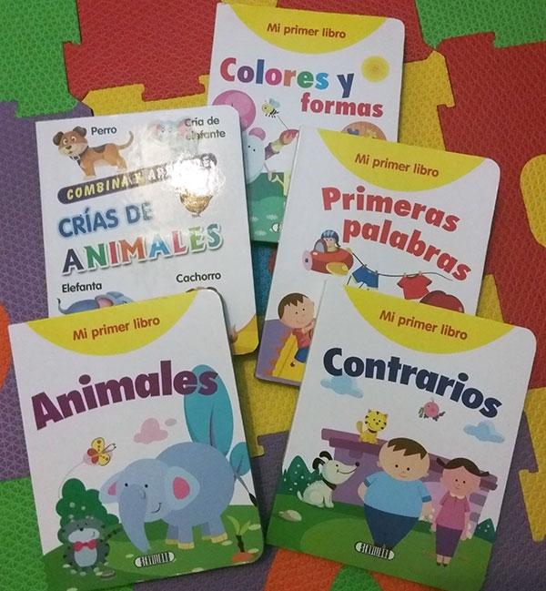 Libros para bebés económicos