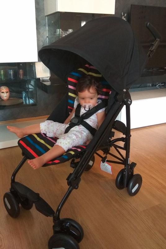 Peg Perego Pliko Mini modelo Neon 2016